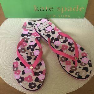 kate spade Shoes - Kate Spade Nassau Flip Flops